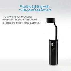 Светодиодный светильник с держатель пера рекламных подарков LED настольная лампа