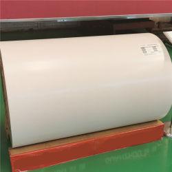 Il colore galvanizzato preverniciato PPGI bianco di Ral 9003 mura il metallo