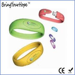 Les enfants de la bande de poignet disque Flash USB (XH-USB-030)