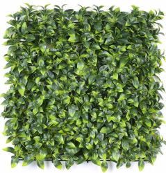 Naturais Piscina folhagem artificiais de folhas de plantas de instrumentos jardim vertical da parede verde relva de erva para casamento recordações Office Store Hotel Home Decoração de paisagem