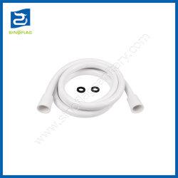 Toilettes douche flexible en PVC blanc souple du tuyau de douche