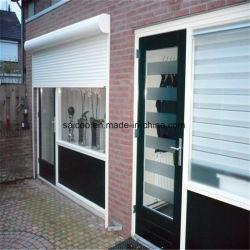 Aan de buitenkant gemonteerde aluminium rolluik voor ramen