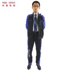 カスタムロゴの反射縞の長袖の建築工事のユニフォームの衣服