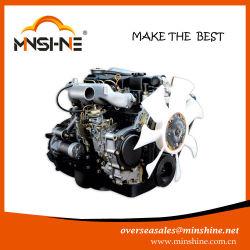 Международная выставка автозапчастей Inter-Cool дизельного двигателя в сборе Qd32 для автомобилей Nissan