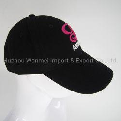 Cappello 100% del berretto da baseball del comitato del ricamo 6 del cotone 3D di abitudine