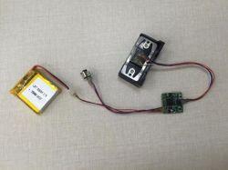 Lezer van de Magnetische Kaart Msr009 van Bluetooth jat de Draadloze Draadloze met Onderbroken Steun voor Volledige 3 Sporen 3mm Kleinste Magstrip Maghead Bt009