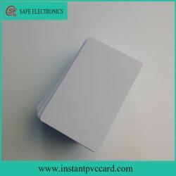 Carte de crédit standard de la taille de l'impression d'encre RFID Carte PVC 125kHz