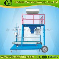Blé de la machine à ensacher de pesage à fonctionnement automatique
