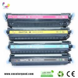 De originele Patroon van de Laserprinter voor CB540A CF210A Cc530A Q6000A Ce270A Ce400A Ce260A voor Toner van de Kleur van PK Patroon