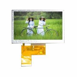 4.3 인치 480X272 해결책 Customizable TFT LCD 모듈 접촉 스크린 LCD 스크린 M017