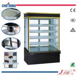 Mini vetrina della torta del dispositivo di raffreddamento per il negozio/cucina di Backery