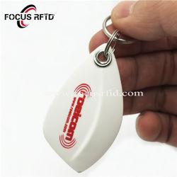 De Ring NFC F08 RFID Keyfob van het metaal met Koord