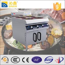 Quatro Queimadores comercial gama de cozinha fogão de cozinha