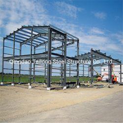 Aufbau-vorfabrizierte moderne Metalllicht-Rahmen-Haus-Baustahl-Zelle