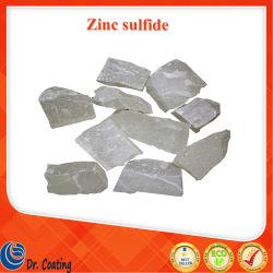 Rivestimento materiale di cristallo ottico di vendita caldo di /Zns del materiale di rivestimento di prezzi 99.99% di elevata purezza del solfuro meraviglioso dello zinco