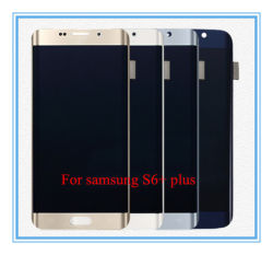 ملحقات هواتف محمولة للبيع السريع لـ Samsung S6 Edge LCD اكتملت الشاشة