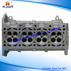 Cabeçote do Cilindro do motor automático para Aveo 1.2 Matizii Daewoo Kalos B10/B12