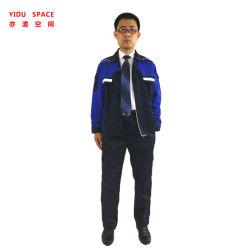 Vestiti riflettenti dei lavori di costruzione degli uomini di sicurezza professionale