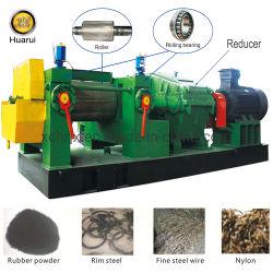 シュレッダーまたはゴム機械装置をリサイクルする良質の無駄のタイヤのシュレッダーかタイヤ