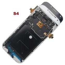 Commerce de gros écrans LCD de téléphone mobile pour Samsung Galaxy S4 I9500 LCD Numériseur Assemblée Ypf27-21