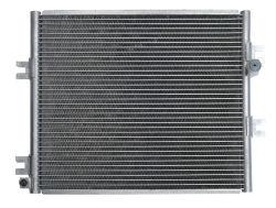 Aluminium 3003 de AutoEvaporator van de Airconditioner met Deklaag