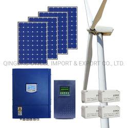 De Kwaliteit van de EU 300W, 600W, 1kw, 2kw, 3kw, 5kw 10kw, 20kw, 30kw, 50kw, 100kw, Systeem van de Macht van de Generator van de Wind van de Schone Energie van de Turbine van de Wind 200kw het Hybride Zonne met Ce, ISO