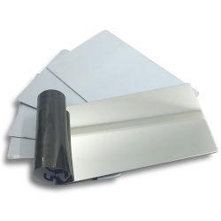 Half-Hard anodizado de 1 mm de espesor 301 Placa de acero inoxidable para la primavera