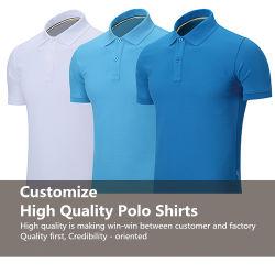 Impression haute qualité personnalisée OEM// polyester coton broderie Polo Shirt fabricant
