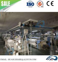 Textil-und Gewebe-Maschinerie-Baumwolldenim-Gewebe-spinnender Webstuhl-Maschine für Baumwollklage-Denim-Gewebeqingdao-Luft-Strahlen-Energien-Webstuhl-Fertigung 100%