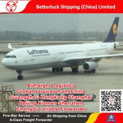 Logística de transporte aéreo a Suiza Ginebra (GVA) El aeropuerto de Ginebra de China Guangzhou Hongkong Shanghai