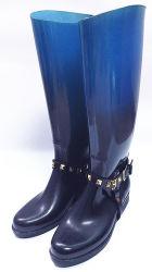 Qualitäts-transparente Dame-Regen-Matten