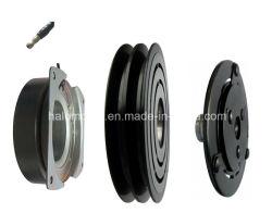 Погрузчик магнитной системы кондиционирования воздуха автомобиля со стороны муфты включения компрессора