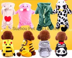 Питания собака одежду Покемон зимой в целом продукция ПЭТ одежды