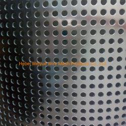 0,5 мм перфорированная труба из нержавеющей стали / Фильтр трубки