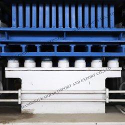 Qt6-15 Vibration hydraulique automatique de ligne de production de briques creuses bloc machine à fabriquer des blocs en blocs de ciment solides Maker