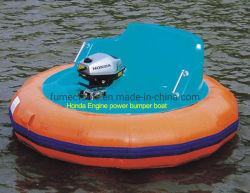 La potencia del motor Barco de parachoques inflables para adultos y niños
