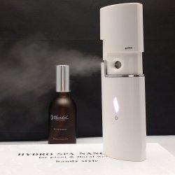 Брызг распаровщика тумана портативного Handheld гидро спрейера СПЫ лицевой Nano