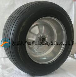 Roue libre plate en mousse PU pour le camion de roue (16*8.50-8/850-8)