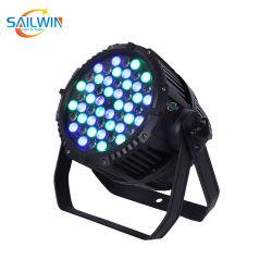 54 × 3W 3in1 の低価格 RGB 防水 LED ステージ PAR ライト