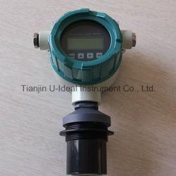Medición del sensor de ultrasonidos Uitv Rango de medida del sensor de nivel de agua