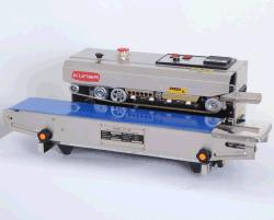 Macchina automatica di sigillamento del sigillatore del sacchetto di plastica di calore della fascia di induzione dell'alimento