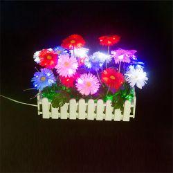 Amour créatif forme mariages décoration fonctionnelle de la lumière de nuit Accueil de l'éclairage à LED