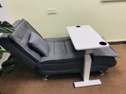 Elevación eléctrica Mesa de ordenador de escritorio de escritorio de escritorio permanente escritorio plegable Mesa ordenador portátil de caligrafía sofá mesa elevadora Mesita