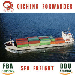 Conteneur de fret expédition Texas Houston America International Service de transport de la mer à la USA Amazon
