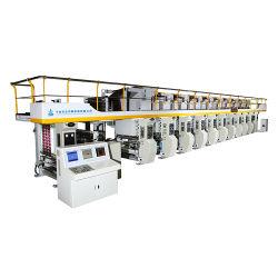 Печать Rotogravure машины с вала привода с электронным управлением с отличным качеством