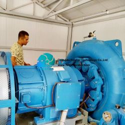 Turbina di idro di forza idroelettrica del generatore 10kw dei turbo-alternatori dell'acqua mini idro
