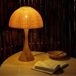 Домашняя декоративной бамбуковой таблица показаний лампы фонаря из бамбука