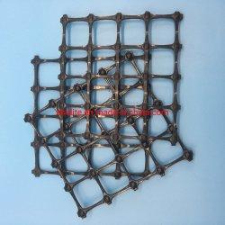 بوليبروبيلين بلاستيك PP محوري ثلاثي المحاور متعدد المحاور Bx1100 Bx1200