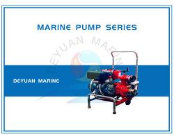 A bomba de incêndio de emergência marinho/Bomba diesel marítimo