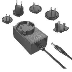 24W carregador USB 12V2a o Condutor LED 8V3um adaptador de alimentação montada na parede e LiFePO4 Bateria e fonte de alimentação DC